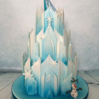 Frozen - Birthday Cake